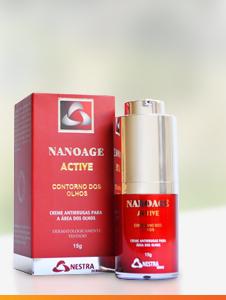 Nanoage Contorno dos Olhos
